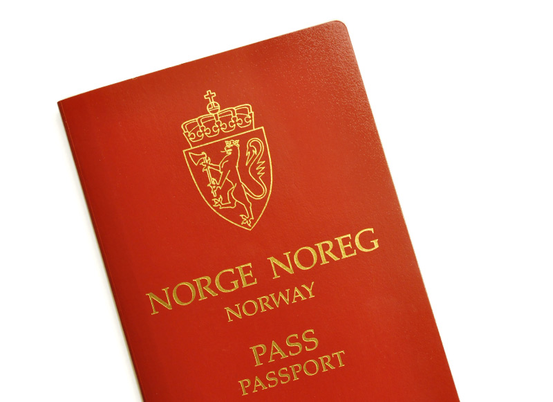 Norsk-Pass-Norge
